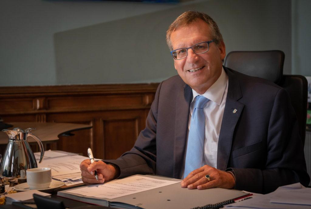 Oberbürgermeisterwahl 2019