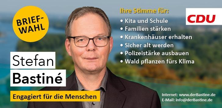 Ihre Stimme für unseren Landtagskandidaten!