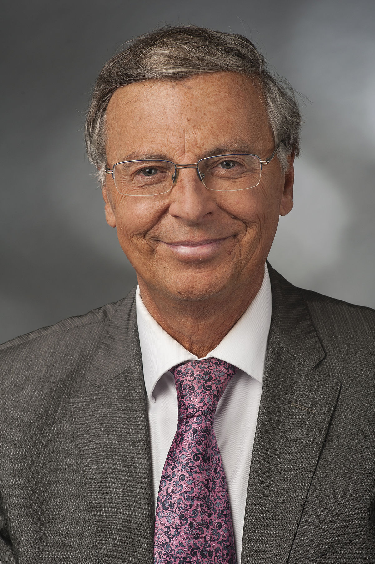 Politische Nachfastnacht der Binger CDU mit  Wolfgang Bosbach